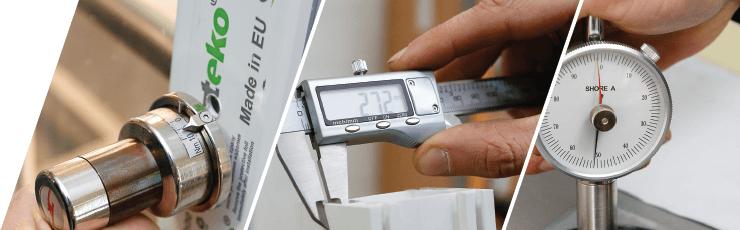 Контроль качества металлопластиковых окон Стеко